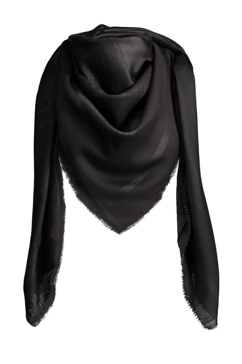 Balmuir Capri Scarf Black