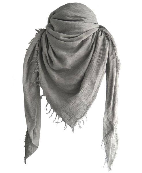 Balmuir Marseille Scarf Light Grey