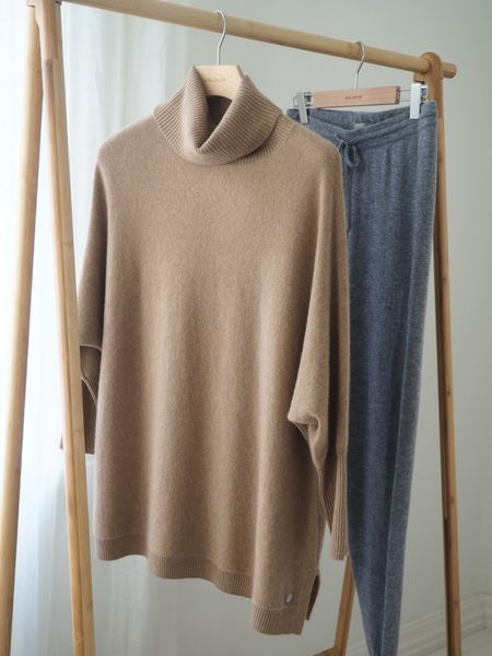 Balmuir Vicency Highneck Knit