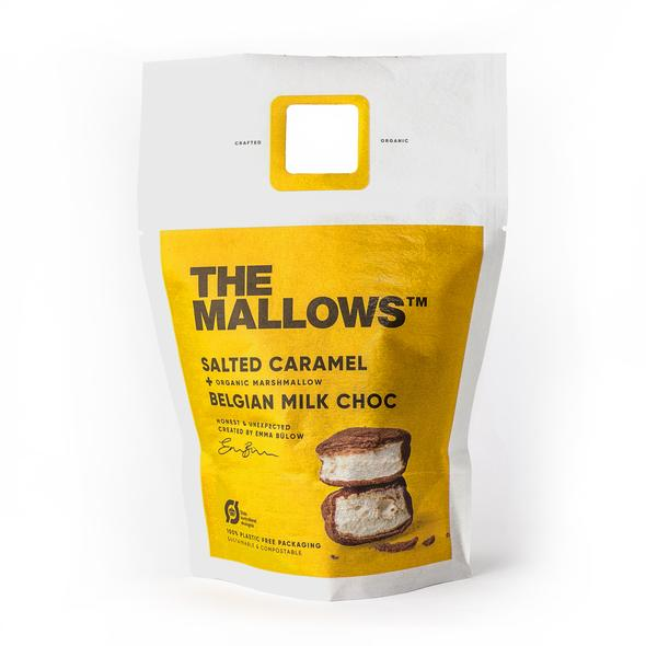 The Mallows Salted Caramel 150g