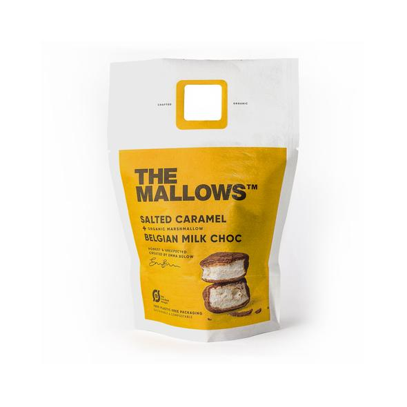 The Mallows Salted Caramel 90g