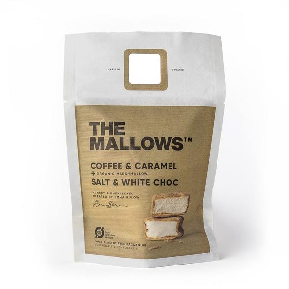 The Mallows Coffee & Caramel 150g