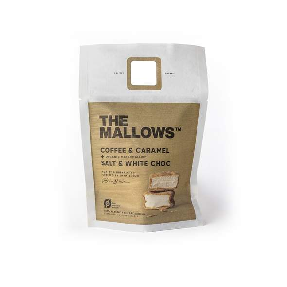 The Mallows Coffee & Caramel 90g