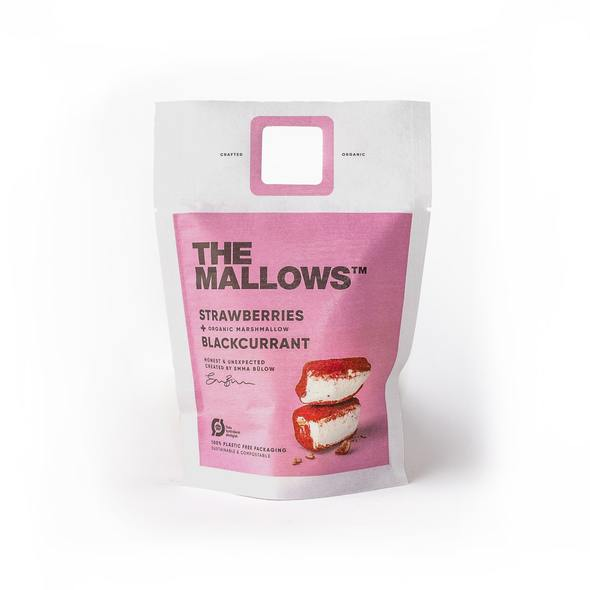 The Mallows Strawberry 80g