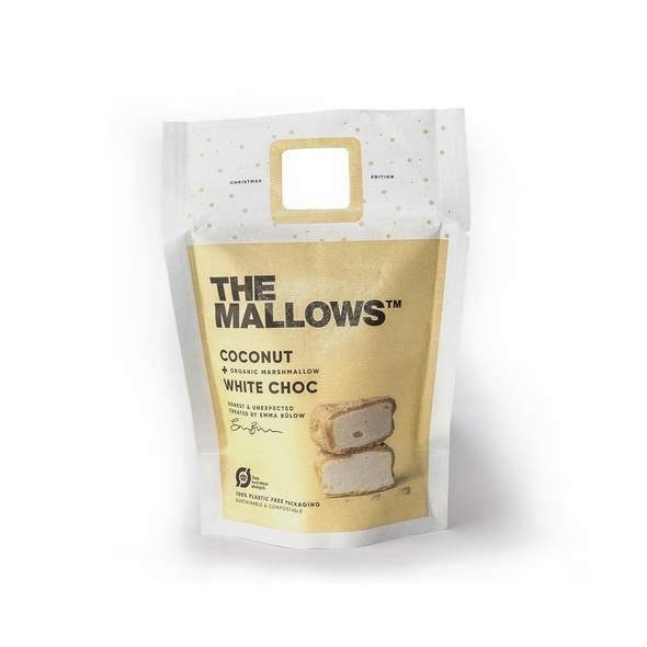 The Mallows Coconut & White Choc 90g
