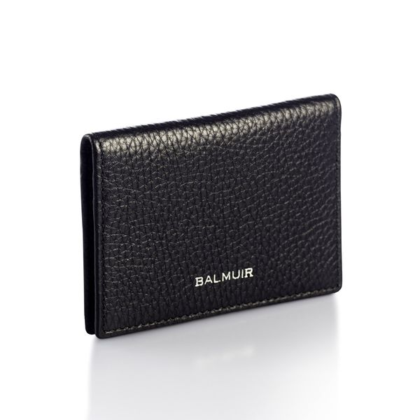 Balmuir Cecil Card Holder, Black